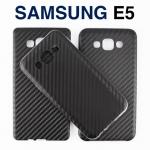 เคส Samsung Galaxy E5 ซิลิโคน ลายเคฟล่า ลดเหลือ 89 บาท ปกติ 240 บาท