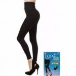 เลคกิ้ง Top Slim leggings<<สีเนื้อ>> ลดพุง ขาเรียว ก้นกระชับ เอวคอด เห็นผลทันทีที่ใส่