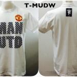 เสื้อยืด แมนเชสเตอร์ ยูไนเต็ด สีขาว T-MUDW