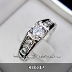 แหวนเพชรชาย 50 ตัง RD307