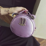Pre-order กระเป๋าสะพายข้าง หูกระต่ายสวยๆ แฟชั่นเกาหลีน่ารัก Fashion bag รหัส G-654