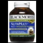 Blackmore NutriMulti Wholefood Nutrients นิวทริมัลติ โฮลฟู้ด นิวทริมัลติ