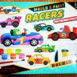 DiY Mold & Paint Racers