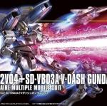 1/144 HGUC V DASH GUNDAM