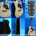 กีต้าร์โปร่งชายเว้า Enya รุ่น ED10