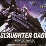 HG 1/144 105 SLAUGHTER DAGGER
