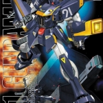 MG 1/100 Gundam F91 (Harrison's Custom)