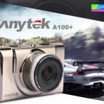 กล้องติดรถยนต์ Anytek A100+ Car DVR ลดเหลือ 1,530 บาท ปกติ 5,150 บาท