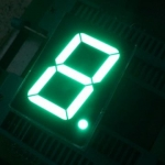 Seven Segment 1 Digit Green (Common Cathode) 5161AG