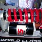 (MSX)โช้คหลัง Honda MSX 125 ยี่ห้อ YSS รุ่น C series
