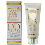 SWP DD น้ำแตก DD Cream Body UV White Magic ดีดี ครีม บอดี้ ยูวี ไวท์ เมจิก สีพีช(สีเนื้อ)