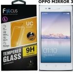 โฟกัส ฟิล์มกระจก OPPO Mirror 3