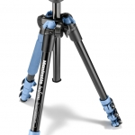 Manfrotto Befree Aluminum Blue Tripod with Ball Head
