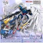 [P-Bandai] GFF Metal Composite 1/100 Wing Gundam Zero EW