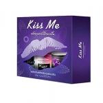 """Kiss Me """"สเปรย์ฉีดทำความสะอาดจิ๋ม"""" 1กล่อง 3ขวด 3กลิ่น"""