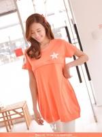 KNS016 (เกาหลี) เสื้อคลุมท้องให้นม