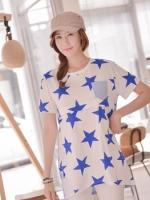 KR021 (เกาหลี) เสื้อคลุมท้องให้นม มี 2 สี