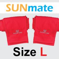 size L : Red scarlet : แดง