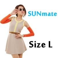ปลอกแขนกัน UV size L