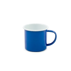Enamel Mug 9cm (Blue)