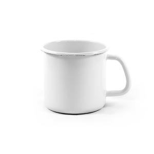 12cm Enamel Mug