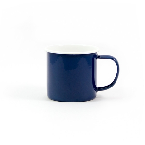 Enamel Mug 7cm (Midnight Blue)