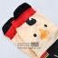 A031**พร้อมส่ง**(ปลีก+ส่ง) ถุงเท้าแฟชั่นเกาหลี ข้อสูง มีหมวก มี 4 แบบ เนื้อดี งานนำเข้า( Made in Korea) thumbnail 3