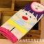 S046**พร้อมส่ง** (ปลีก+ส่ง) ถุงเท้าแฟชั่นเกาหลี ข้อสั้น จมูก3มิติ มี 5 สี เนื้อดี งานนำเข้า(Made in china) thumbnail 9