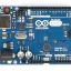 Arduino UNO SMD R3 (Board from Italy) + Free USB Cable thumbnail 1