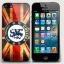 Chelsea Football Club iPhone5s case thumbnail 1