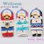A048**พร้อมส่ง**(ปลีก+ส่ง) ถุงเท้าแฟชั่นเกาหลี ข้อสั้น มีหู มี 6 แบบ เนื้อดี งานนำเข้า( Made in Korea) thumbnail 5