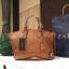 Zara Soft City Bag กระเป๋าสะพายหนังแกะสังเคราะห์เนื้อนิ่มเรียบ รุ่นใหม่ มี 2 สี thumbnail 4