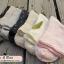 [พิเศษ 2 คู่ 100 ] ถุงเท้าลายจุดพับข้อสไตล์ญี่ปุ่น thumbnail 2