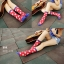 S371**พร้อมส่ง** (ปลีก+ส่ง) ถุงเท้าแฟชั่นเกาหลี ข้อยาว เนื้อดี งานนำเข้า(Made in china) thumbnail 6