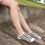 S566 **พร้อมส่ง** (ปลีก+ส่ง) ถุงเท้าแฟชั่น ข้อตาตุ่ม คละ5 สี มี 10 คู่ต่อแพ็ค เนื้อดี งานนำเข้า thumbnail 5