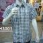 H3001 เสื้อเชิ๊ตสก้อตแขนสั้น ผู้ชาย thumbnail 6