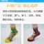 U037-20**พร้อมส่ง** (ปลีก+ส่ง) ถุงเท้า Q House แฟชั่นเด็กโต (3-6 ปี) มีกันลื่น เนื้อดี งานนำเข้า ( Made in China) thumbnail 2