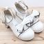 [พรีออเดอร์] รองเท้าโลลิต้า รองเท้าน่ารักๆ สำหรับสาวๆที่ชื่นชอบสไตล์โลลิต้าสุดชิค thumbnail 1