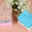 S345 **พร้อมส่ง** (ปลีก+ส่ง) ถุงเท้าแฟชั่นเกาหลี ข้อสั้น คละ 5 สี มี 12 คู่/แพ็ค เนื้อดี งานนำเข้า(Made in China) thumbnail 4
