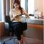 เสื้อผ้าเกาหลี Style good you เสื้อผ้าลูกไม้ สีครีมทอง แต่งระบายที่หน้าอก แขนตุ๊กตา คอติด มีซับในสวยเหมือนแบบครับ (เนื้อผ้าดี เกรด A) พร้อมส่ง thumbnail 8