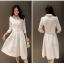 เสื้อผ้าแฟชั่น set เสื้อ และกระโปรงสีขาวสวยมากๆ thumbnail 8