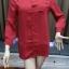 (2905L) เสื้อเชิ้ตชีฟอง thumbnail 4