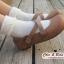 [พิเศษ 2 คู่ 100 ] ถุงเท้าลายจุดพับข้อสไตล์ญี่ปุ่น thumbnail 6