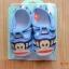 U028-2**พร้อมส่ง** (ปลีก+ส่ง) รองเท้าเด็ก วัย 2-3 ขวบ ลายลิง Pual Frank พื้นมีกันลื่น เนื้อดี งานนำเข้า ( Made in China) thumbnail 3