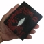 กระเป๋าสตางค์ปลากระเบน ลายมังกรแดงผยอง Line id : 0853457150 thumbnail 2