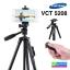 ขาตั้งกล้อง YUNTENG VCT 5208 พร้อมรีโมทบลูทูธ ราคา 385 บาท ปกติ 940 บาท thumbnail 1