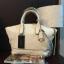 Zara Soft City Bag กระเป๋าสะพายหนังแกะสังเคราะห์เนื้อนิ่มเรียบ รุ่นใหม่ มี 2 สี thumbnail 7