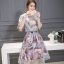 แฟชั่นเกาหลี set เสื้อ และกระโปรง น่ารักมากๆ ครับ thumbnail 1