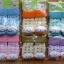 U024-7**พร้อมส่ง**(ปลีก+ส่ง) ถุงเท้าเด็กวัย 1-3 ขวบ ติดหัวสัตว์ พับข้อ มีเสียงกุ๊งกิ๊ง และมีกันลื่น เนื้อดี งานนำเข้า (Made in China) thumbnail 1