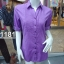 H1181 เสื้อเชิ้ตแฟชั่นผ้า cotton 100% thumbnail 3